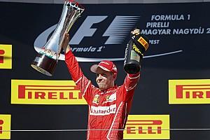Helmut Marko: Ferrari-Pilot Sebastian Vettel wird F1-Weltmeister 2017