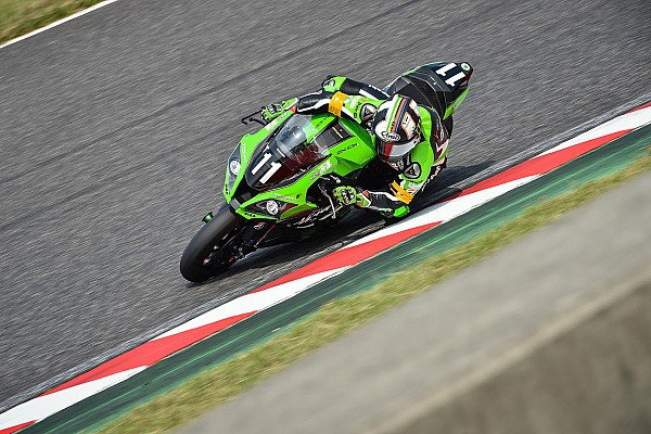 FIM Endurance Breaking news Rea added to works Kawasaki line-up for Suzuka 8h