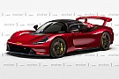 Automotive Is this how Dallara's new road car will look in the flesh?