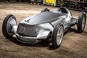 Auto Actualités Infiniti présente son Prototype 9 pour un retour vers le futur