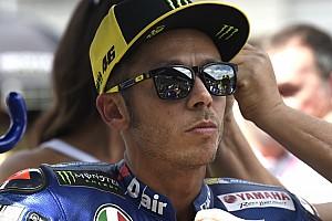 MotoGP BRÉKING MotoGP: Rossi megkezdte a fizioterápiát