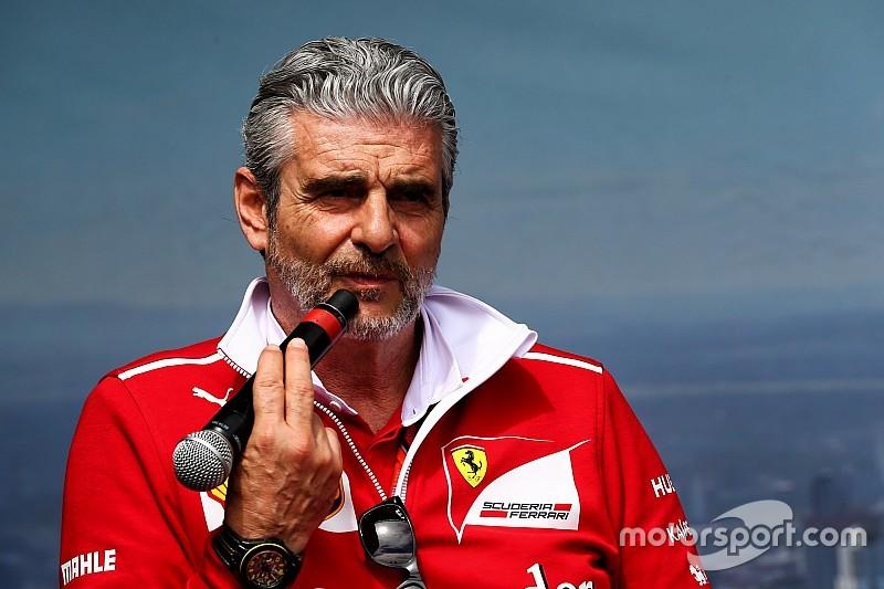 Ferrari defiende su silencio ante los medios