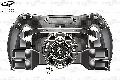 Formel 1 F1-Technik: Grifflöcher am Mercedes W08 sollen 2017 bei Starts helfen