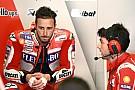 Dovizioso opina que Ducati debe pensar en el futuro
