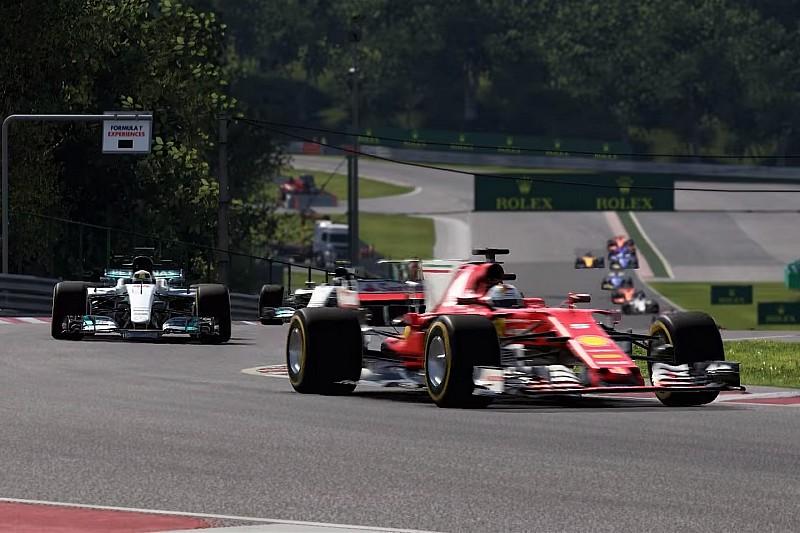 Вышел новый трейлер игры F1 2017, посвященный режиму карьеры