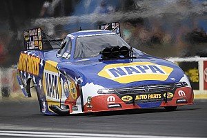 NHRA Race report Capps, Torrence, Skillman and Tonglet take NHRA honors in Joliet