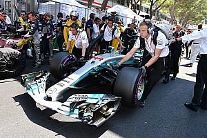 """F1 分析 分析:梅赛德斯陷入""""意大利迷局"""""""