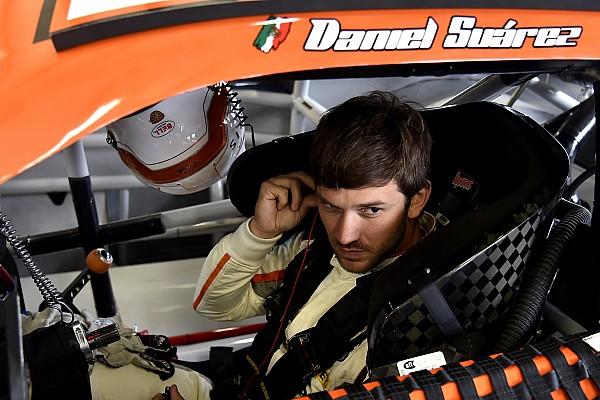 NASCAR Cup Daniel Suarez ties career-best sixth-place finish at New Hampshire