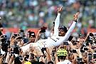 Hamilton: Tüm olumsuzlukların ardından gerçekten çok mutluyum