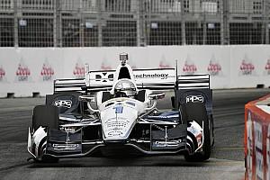 IndyCar Отчет о квалификации Пажено впервые в сезоне завоевал поул на этапе IndyCar