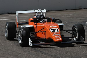 USF2000 Breaking news Keane and Abel to race for Newman Wachs at Mid-Ohio
