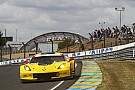 Corvette pegged back after topping Le Mans test