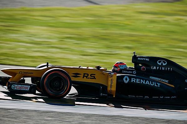 F1 Vídeo: así fue el regreso de Kubica a un Fórmula 1