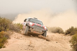Cross-Country Rally Resumen de la etapa Terranova sigue su dominio en el Desafío Ruta 40 Norte