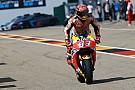 La Honda prova un nuovo telaio a Brno con Marquez e Pedrosa