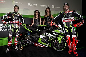 World Superbike Breaking news Kawasaki uncovers 2017 World Superbike challenger