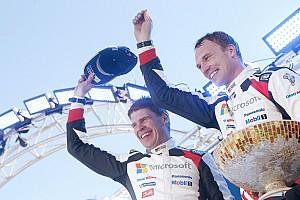 WRC 速報ニュース 【WRC】ラトバラ「優勝でモチベーション高まった。次戦待ちきれない」