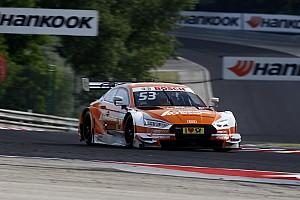 DTM Репортаж з практики DTM на Хунгарорингу: Audi очолила топ-5 другого тренування