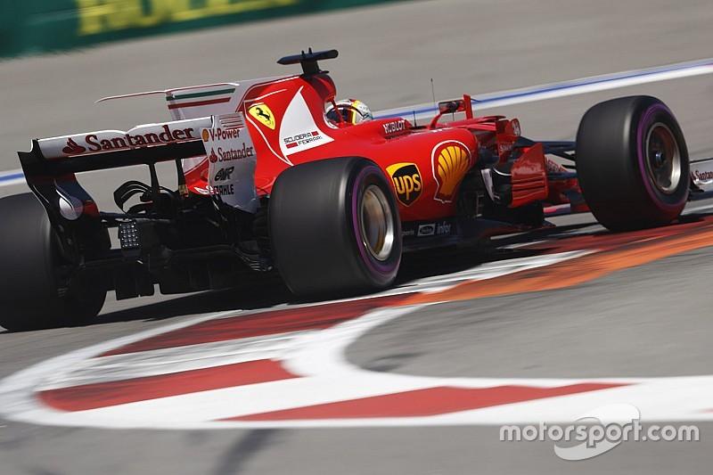Videón Vettel pole köre Szocsiból