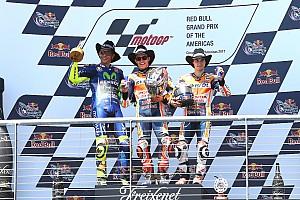 MotoGP Репортаж з гонки Гран Прі Америк: король Остіна Маркес здобув першу перемогу в сезоні