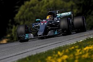 Formule 1 Résumé d'essais libres EL2 - Hamilton maintient l'avantage