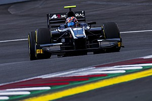 FIA F2 Reporte de la carrera Markelov se lleva la segunda carrera de F2 en Austria con K.O de Leclerc