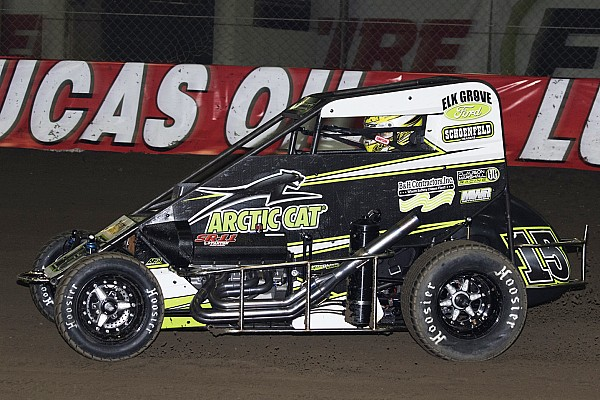 Midget World of Outlaws star Donny Schatz talks Chili Bowl debut