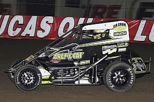 Midget Breaking news World of Outlaws star Donny Schatz talks Chili Bowl debut