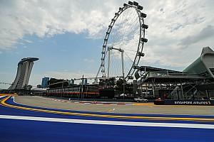 Формула 1 Прев'ю Гран Прі Сінгапуру: прогноз обіцяє дощ