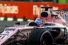 El equipo afectó a Sergio Pérez con la estrategia de neumáticos en Singapur