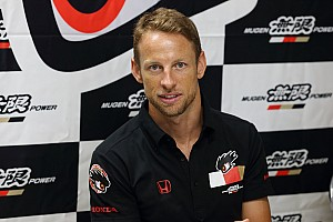Super GT Breaking news Button secures 2018 Super GT drive with Honda