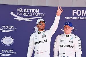 F1 Reporte de calificación Hamilton se lleva la pole y Alonso maravilla con la 7ª plaza