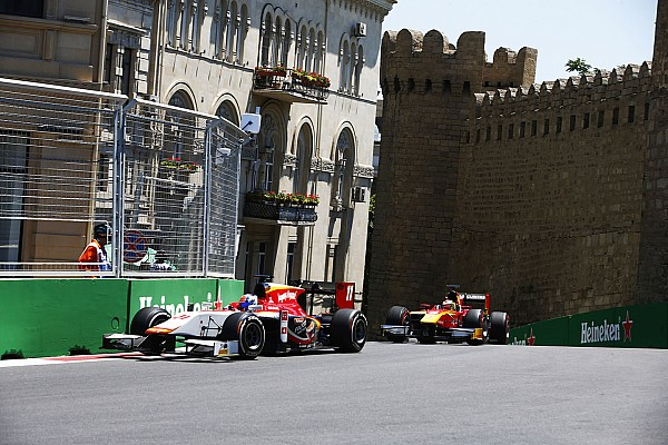 FIA F2 Ultime notizie Formula 2: Baku sorride a Boschung, Déletraz ancora acerbo