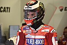 MotoGP Lorenzo sufre un ligero esguince en el tobillo izquierdo (vídeo)