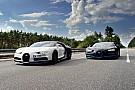 Automotivo Exclusivo: como filmar um Bugatti Chiron a 400 km/h? Com outro Chiron!