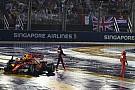 Galeria: Quem mais abandonou provas da F1 em 2017
