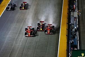 """Formule 1 Nieuws Verstappen over schuldvraag: """"Vettel zat fout"""""""