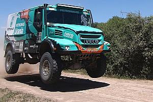 Dakar Special feature Petronas keeping de Rooy in contention for Dakar glory