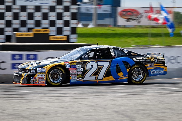 Andrew Ranger paces field in Pinty's Series qualifying at GP3R
