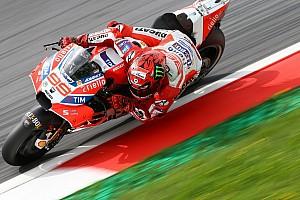 MotoGP Noticias Lorenzo sufrió problemas con el combustible