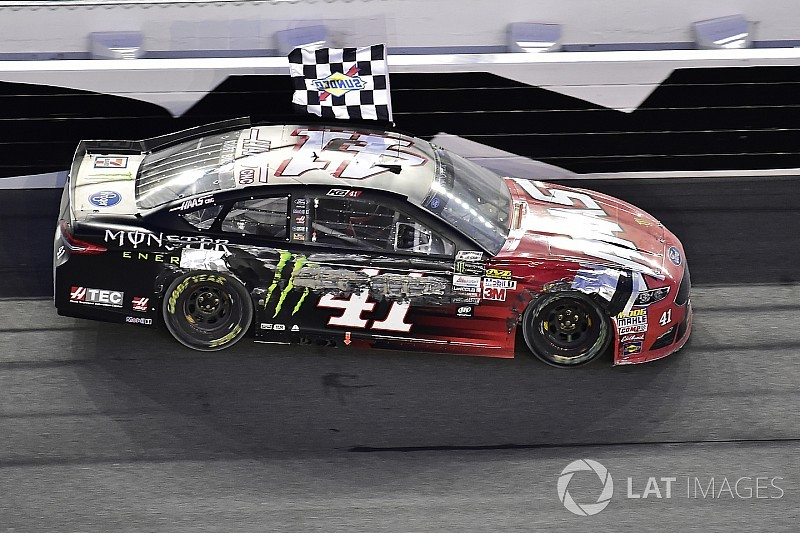 "Kurt Busch ""gamble"" pays off for Gene Haas in the Daytona 500"
