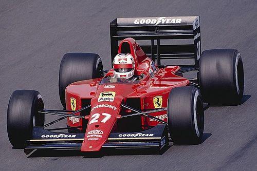 Gallery: All Ferrari F1 cars since 1950