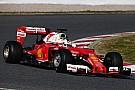 Barcelona F1 test: Vettel keeps Ferrari on top as testing ends