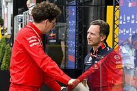 Red Bull: a Ferrari miatt kellett halasztani