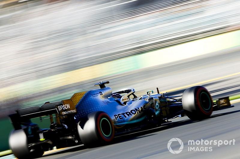 澳大利亚大奖赛FP3:汉密尔顿头名位置难以撼动