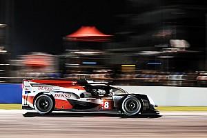 Alonso, Nakajima e Buemi tornano al successo con la Toyota a Sebring