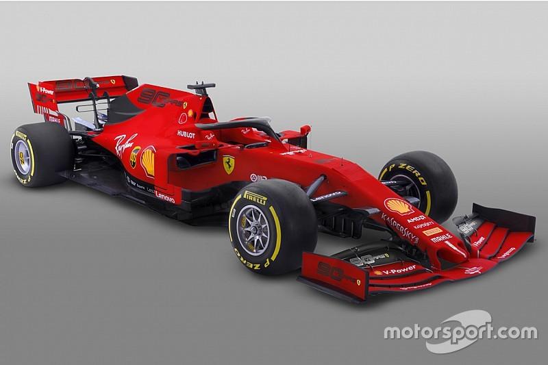 Ferrari revela su diseño para el GP de Australia