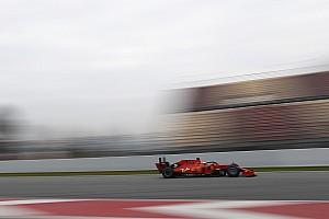 Тести Ф1 у Барселоні, день 3: Ferrari найшвидша на початку сесії
