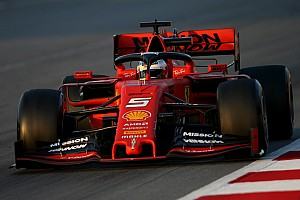 Vettel says new front wings look