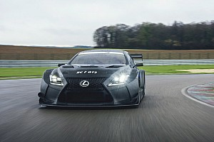 Panis-Barthez ties up with Lexus for Blancpain effort